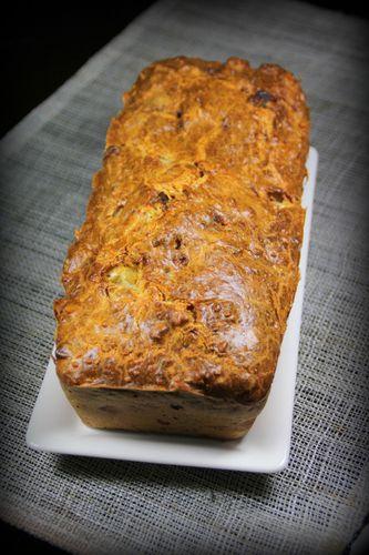 Recette Cake De Sophie Roquefort Poire