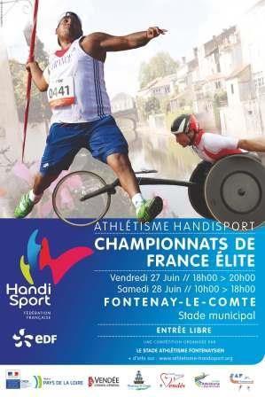 2-France HANDISPORT 2014 affiche
