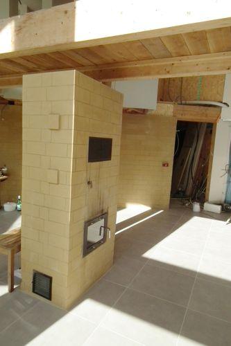octobre ou l 39 installation dans la maison enfin auto construction bioclimatique d 39 une. Black Bedroom Furniture Sets. Home Design Ideas