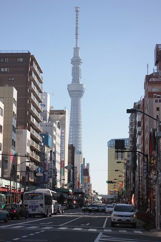 Hello Japan - MelleMarie Sky Tree