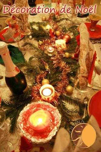 Décoration de Noël 1