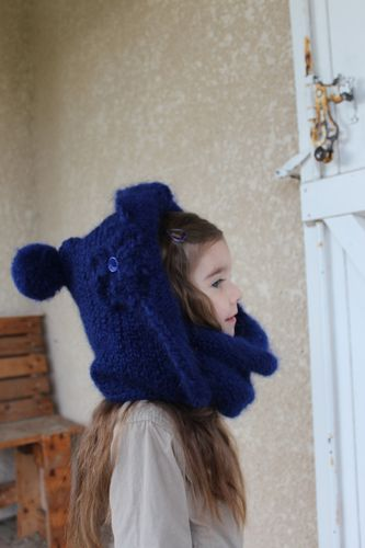 snood capuche enfant 1