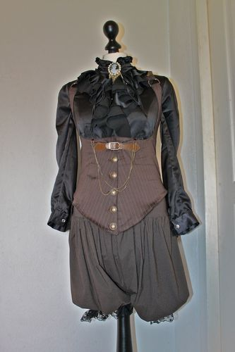 bloomer steampunk 3