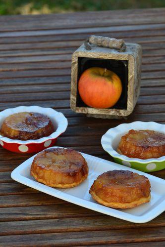 Tatin pommes 1