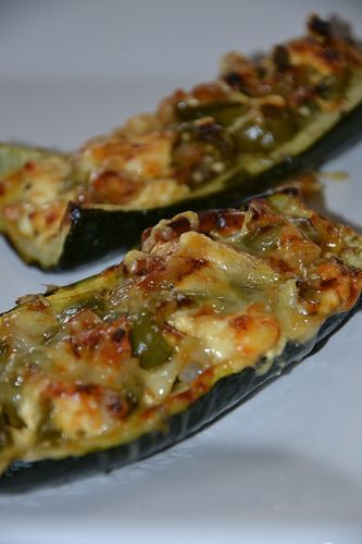 courgettes farcies menthe 1