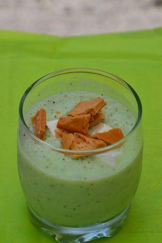 Gaspacho concombre 2