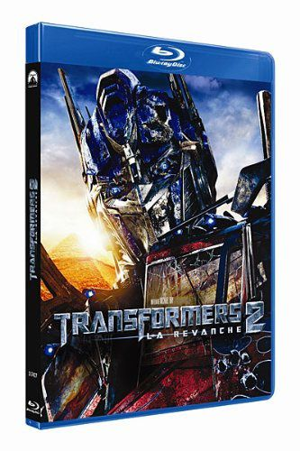 Transformers 2 La revanche Blu Ray-v2