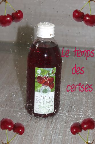 Gel douche Cherry YR