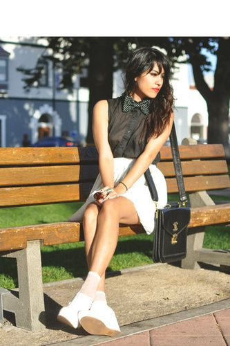 black-briefcase-chanel-bag-white-ankle-high-aa-socks-white-