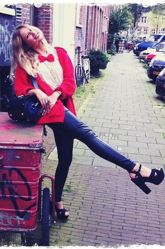 cafe-moda-shoes-river-island-cardigan-topshop-blouse-topsho
