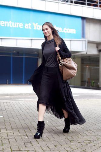 Samantha Gradoville-modelo