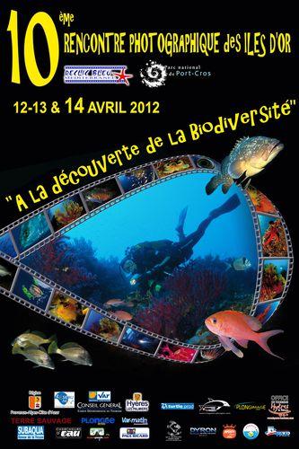 Affiche rencontre 2012