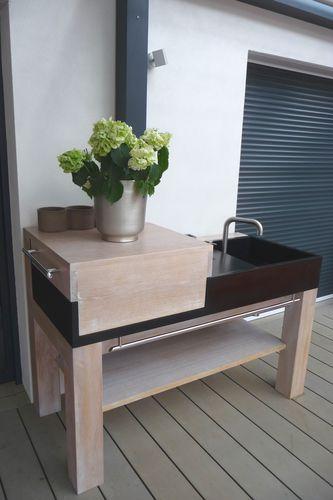 la cuisine b ton plan de travail suprab ton balian. Black Bedroom Furniture Sets. Home Design Ideas