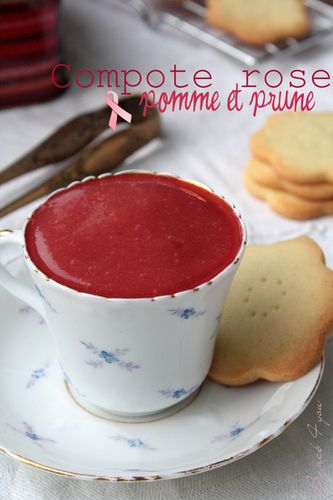 compote rose a