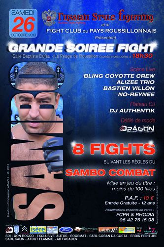 FLYER SOIREE FIGHT-100X150 controle