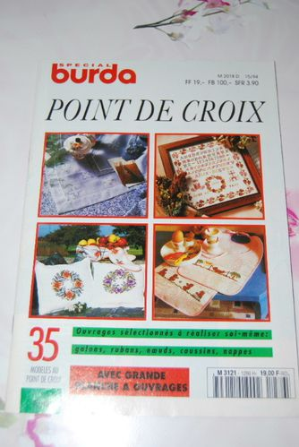 burda point de croix 35