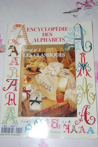 encyclopedie alphabets n°1