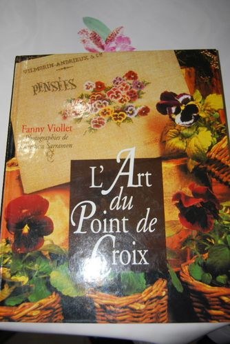 l'art du point de croix