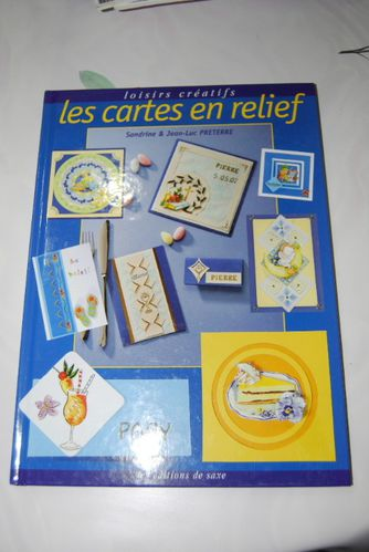 les cartes en relief