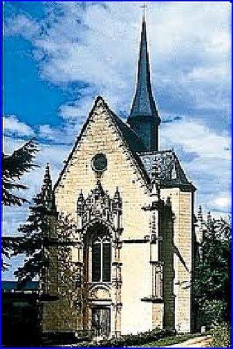 Chapelle Gothique/ renaissance