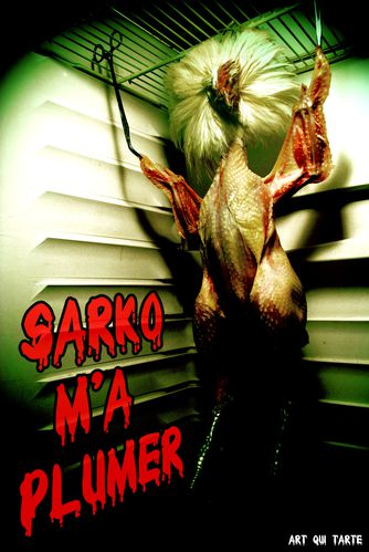 sarko m-a plumer