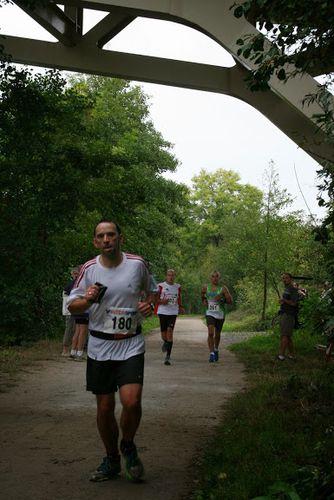 Gaël marathon de Laval 2013