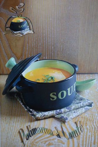 soupe potimarron
