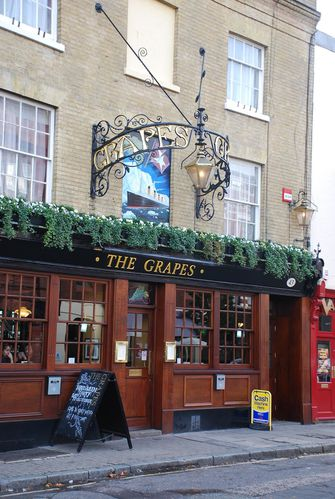 the grap southampton