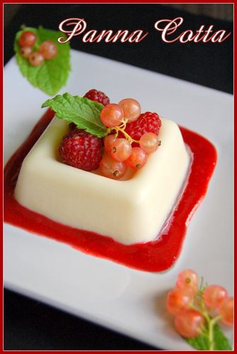 panna cotta fr rouges