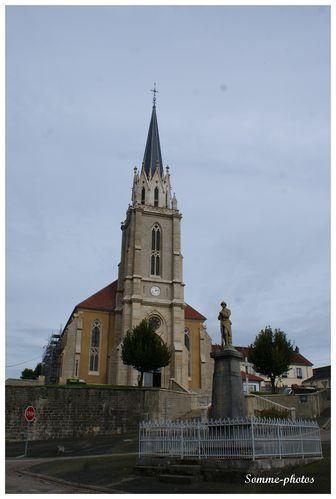 eglise de Confrancourt ( 70)