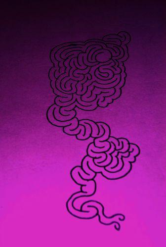la vie est une milonga, l'existence est un labyrinthe, le quotidien est l'instant passé à être présent dans le futur