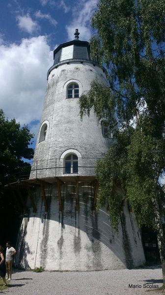 Le Moulin d'Evere
