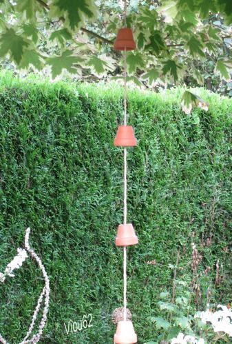Viou62 blog du jardin de viou avec une dominante plantes - Decoration de jardin avec des pots en terre ...
