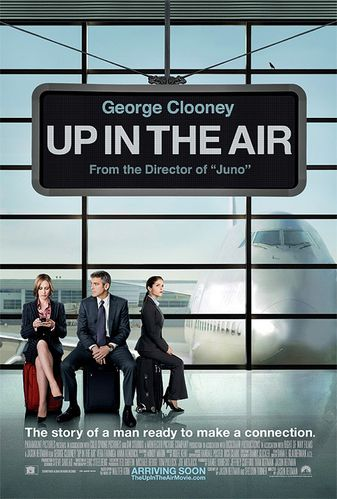 Up in the Air affiche