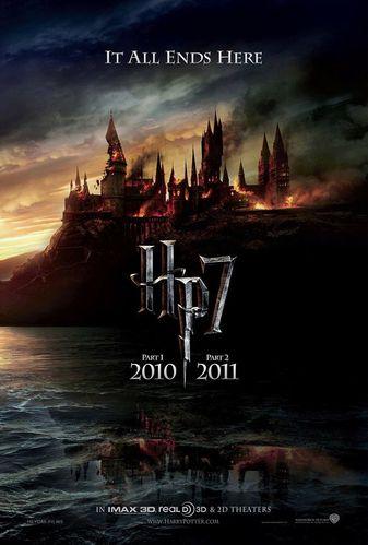 Harry Potter & les reliques de la mort, 1e partie