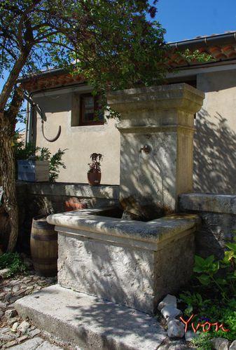 Fontaines-06 Fontaine du Portail Sainte-Marie