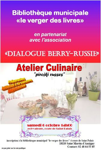 20121006 Atelier Culinaire