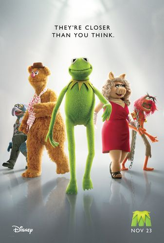 The Muppets groupe