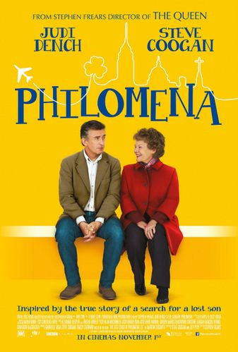 PHILOMENA UK POSTER STEVE COOGAN JUDI DENCH (1)