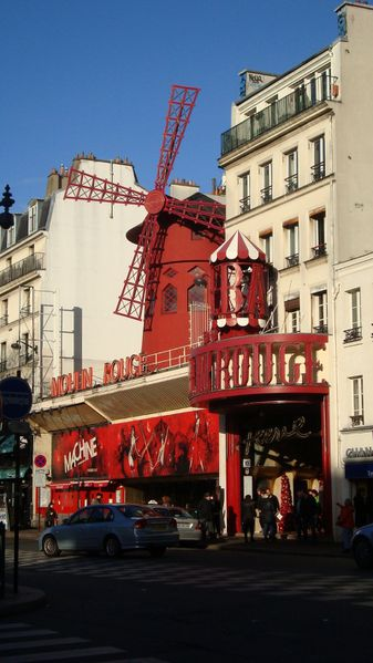 190 moulin rouge