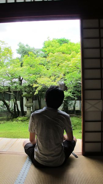 Will à Kyoto