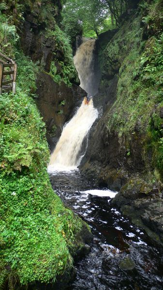 glenariff forest park antrim