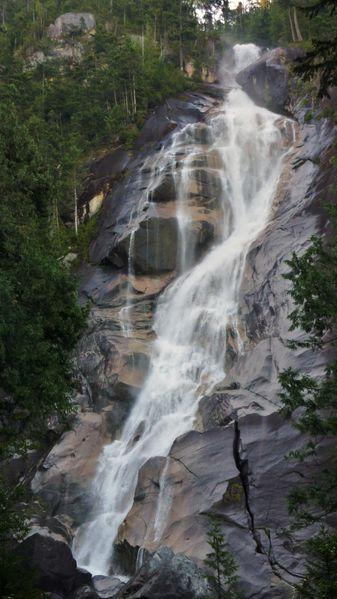 Jour 23 Shannon Falls