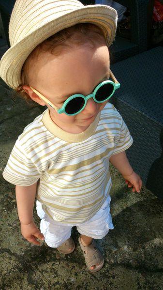 lunettes soleil bebe