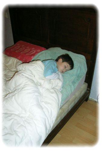 trop fatigué