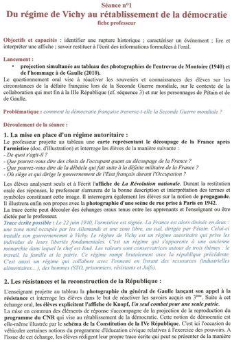 IVe REPUBLIQUE 5