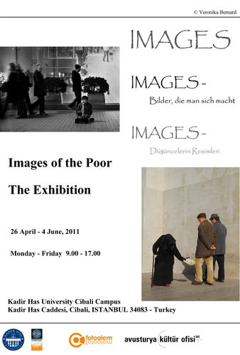 images of the poor exhibition poster istanbul