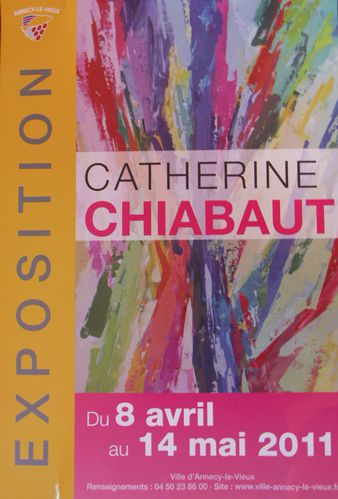 affiche catherine