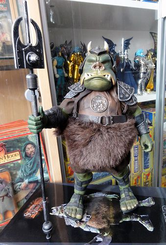 GAMORREAN GUARD SIDESHOW SW 1