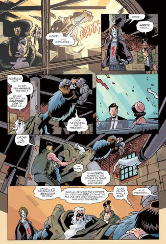 Umbrella Academy T2 - Extrait